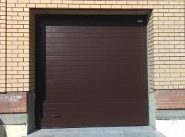 гаражные ворота автоматические ворота
